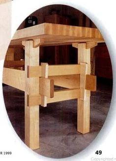 Workbench designs
