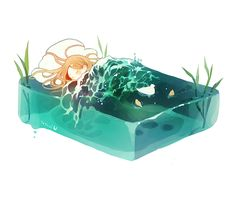 water's lull. by tofuvi