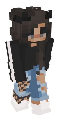 Check out our list of the best Horns Minecraft skins. Hd Minecraft, Minecraft Pictures, Hama Beads Minecraft, Minecraft Designs, How To Play Minecraft, Minecraft Houses, Minecraft Ideas, Minecraft Blueprints, Games