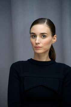 Who says Rooney Mara doesn't smile?