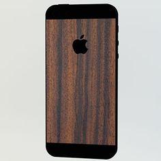 <パルダオ for iPhone 5>背面の上下とアップルマークをデコレーションすることができます。 #iphone #tech #case #skin #accessory #fashion #geek #sexy #apple #technology #products #design #wood