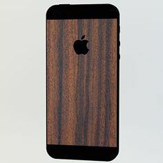 <パルダオ for iPhone 5>背面の上下とアップルマークをデコレーションすることができます。 #iphone #tech #case #skin #accessory #fashion #geek #sexy #apple #technology #products #design #wood