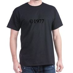 Copyright 1977, year, Birthday, shirt, Christmas, popular, gift, best selling, shirt, shower curtain, duvet, born, birth year, Valentine's Day, Mother's Day, mother, father, grandmother, grandfather,