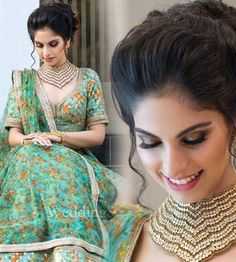 Pastel colour bridal inspiration soft and subtle  Hair Artistry By Archana Rautela