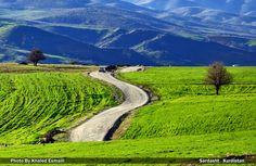Road by Khaled Esmaili on 500px