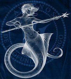 Avernos: Siren on Navy