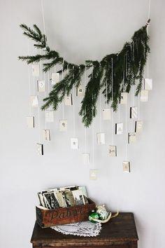 Roundup: 15 Scandinavian-Inspired DIY Advent Calendars » Curbly | DIY Design Community