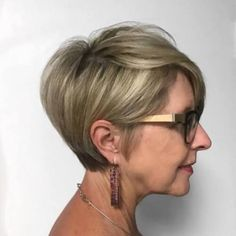 These days, there are no hairstyle rules for women over 50. You can totally take on today's trends and rock an awesome, chic hairstyle with confidence. Need some ideas? Look no further than this list!
