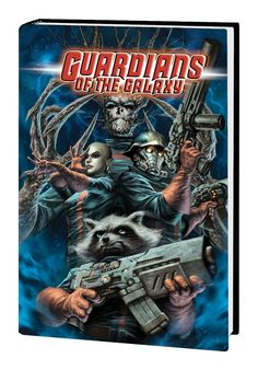 Abnet and Lanning Guardians omnibus 05/04/16