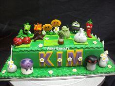 Plants vs. Zombies — Birthday Cakes