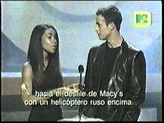 MTV Movie Awards 2000 - Freddie Prinze Jr, Aaliyah - YouTube