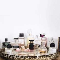 """For those asking for a perfume collection - something stinks on my blog 