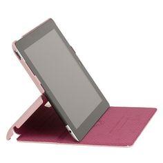 Чехол Borofone для The new iPad 3   iPad 2 - Borofone Crocodile pattern Pink купить в интернет-магазине BeautyApple.ru.