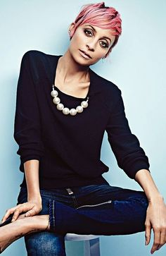 Nicole Richie by Darren McDonald///Daily Telegraph Australia, supplement magazine The Sunday Times