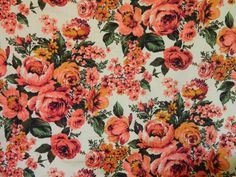 Honestly really love floral patterns, its a nice accent on clothes.