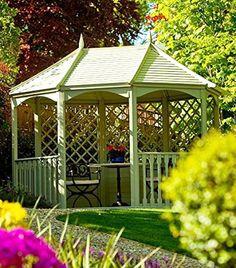 Winchester Pavillon mit Schindeldach (Groß) Gartenhaus aus Holz günstig kaufen. Gartenlauben und Carports http://www.amazon.de/dp/B0054R93GQ/ref=cm_sw_r_pi_dp_9Uajvb1CJY86A