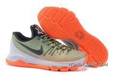 "da2cf6cfa8a2 ""Easy Euro"" Nike KD 8 Lunar Grey Squadron Green-Alligator-Bright Citrus  Cheap To Buy"