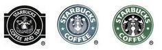Starbucks - Evolution of Logos & Brand