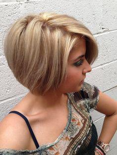 Blonde hair by me!