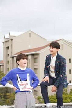 """""""Sing Your Song"""" Key and Minho"""