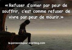 Citation sur la vie :)