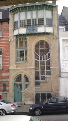 Art Nouveau House in Brussels