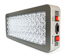 Welcome to the next generation of PlatinumLED Grow Lights THE MOST POWERFUL LED GROW LIGHTS available on the market today! Featuring the highest PAR per watt of any other LED grow light along with...