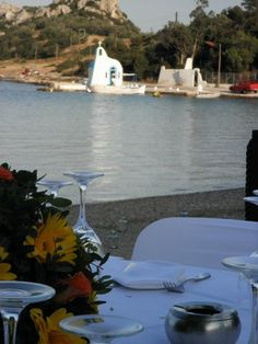 Events @ Ypanema  Vouliagmeni Lake, Loutraki, Greece  www.ypanema.gr