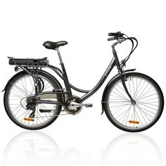 Bicycle Bicycle - ELOPS500 this electric bike B'TWIN - Cycling - BTWIN