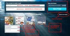 Cómo crear presentaciones online de forma fácil y rápida | Nuevas tecnologías aplicadas a la educación | Educa con TIC