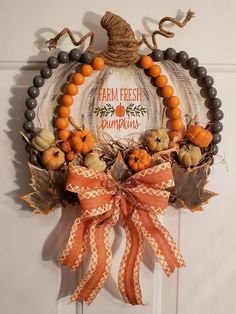 Autumn Crafts, Thanksgiving Crafts, Thanksgiving Decorations, Holiday Crafts, Fall Decorations, Fall Halloween, Halloween Crafts, Fall Projects, Dollar Tree Crafts