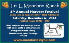Annual Harvest Festival! - http://www.101thingstodo.net/event/annual-harvest-festival