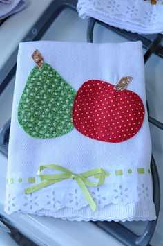 Dish Cloth by Brazbra on Etsy, $12.00