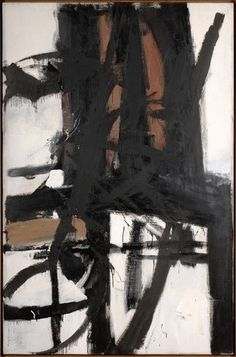 'The Bridge' (1955) by Franz Kline