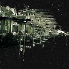 Spaceship Concept, Star Trek Ships, Space Station, Design Projects, Concept Art, Architecture, Model, Sci Fi, Environment