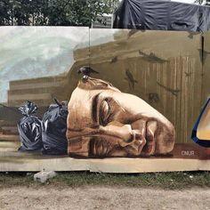 Friday brainlessness by ONUR #streetart jd