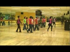 ▶ Sexy And I Know It - Line Dance (Demo & Walk-Thru) - YouTube