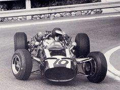 1966 at Monaco Jochen Rindt, Cooper Sports Car Racing, F1 Racing, Maserati, Shanghai, Jochen Rindt, Classic Race Cars, Lotus Car, Gilles Villeneuve, Monaco Grand Prix