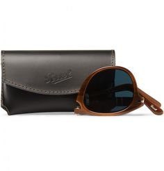Persol sunglasses have been seeing a resurgence of late, the Italian eyewear maker was favoured by Steve McQueen and numerous other Hollywood A-listers...