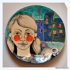 #polandhandmade #plates #ceramic #pottery #hand-painted