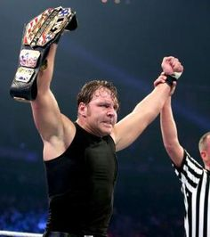 WWE Main Event 10/16/13 - Dean Ambrose vs Dolph Ziggler - United States Championship Match