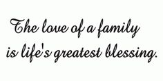 Billedresultat for family quotes