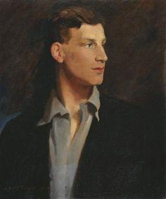 Siegfried Sassoon, par Glyn Warren Philpot (1917)