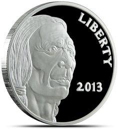 1 Oz Silver Buffalo Round Coin 999 Troy Ounce Fine Br