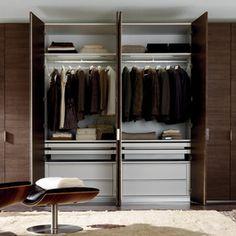 Italian Modern Closets