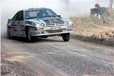 San Remo 1983 - Vatanen Ari - Harryman TerryiconOpel Manta 400