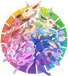 Find images and videos about pokemon, eevee and umbreon on We Heart It - the app to get lost in what you love. Ghost Pokemon, Pokemon Fan Art, Pokemon Quiz, Pokemon Fusion, Pokemon Eevee Evolutions, Charmander, Cute Pokemon Wallpaper, Pokemon Pictures, Monster Hunter