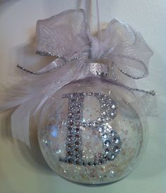Homemade ornament :)