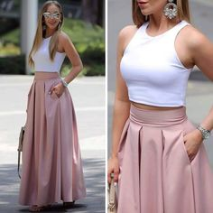 Ankle-Length Sleeveless Round Neck Dresses, Shop plus-sized prom dresses for curvy figures and plus-size party dresses. Ball gowns for prom in plus sizes and short plus-sized prom dresses for Gold Prom Dresses, Elegant Prom Dresses, Prom Dresses For Sale, Elegant Outfit, Classy Dress, Classy Outfits, Chic Outfits, Bridesmaid Dress, Evening Dresses