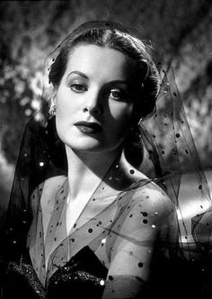 Maureen O'Hara, c.1950 // Photo by Paul Hesse - © 1978 Paul Hesse